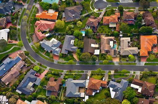 Toronto real estate September