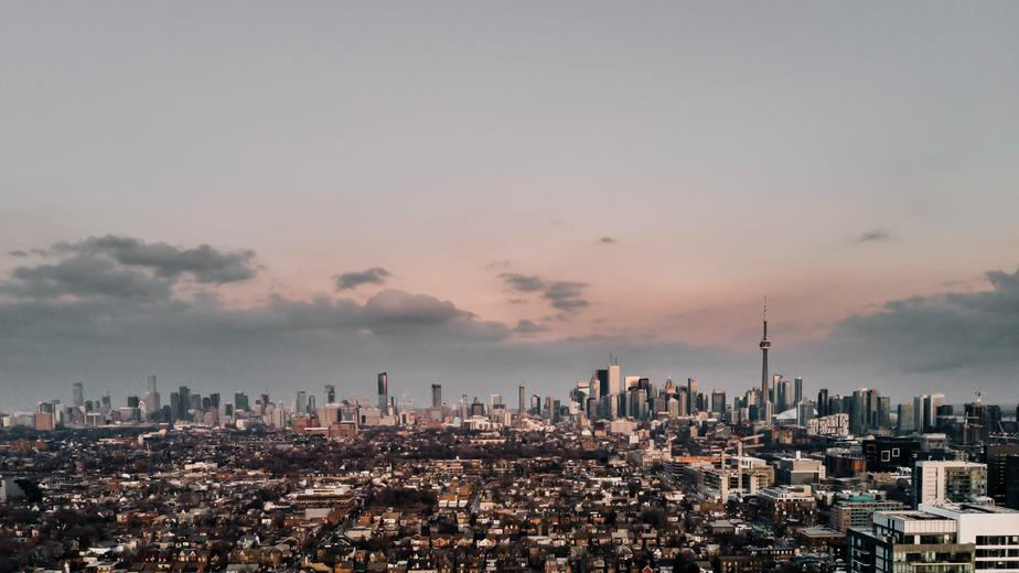 Toronto November TREB report
